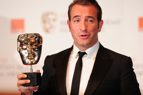 for Jean dujardin bafta